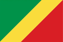 Flag of Republic of the Congo